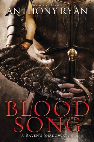 "coperta ""Blood Song"""
