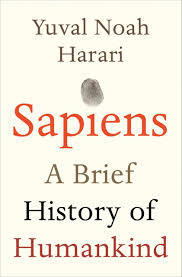 coperta Sapiens: A Brief History of Humankind