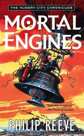 "coperta ""Mortal Engines"""