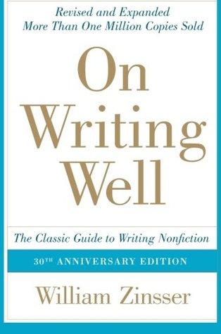 "coperta ""On Writing Well"""